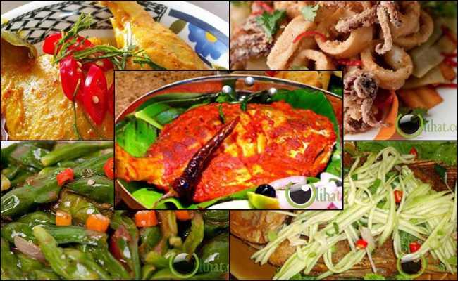 5 Resep Menu Makanan Pedas dan Lezat