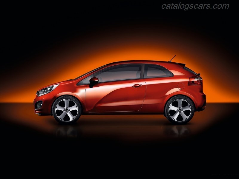 ��� ����� ��� ��� 3 ��� 2014 - ���� ������ ��� ����� ��� ��� 3 ��� 2014 - Kia Rio 3-door Photos