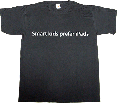 apple ipad tablet sony crap fun t-shirt ephemeral-t-shirts