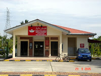 Brunei Post Office Muara Salam Bigar