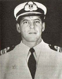 Capitán de Fragata (Post-Mortem) PEDRO EDGARDO GIACHINO (28/05/1947 - 02/04/1982).