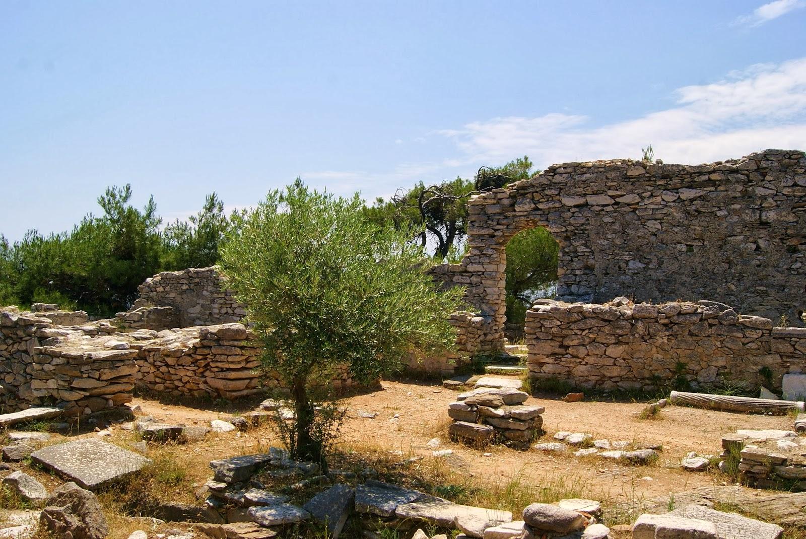 Aliki, Thassos