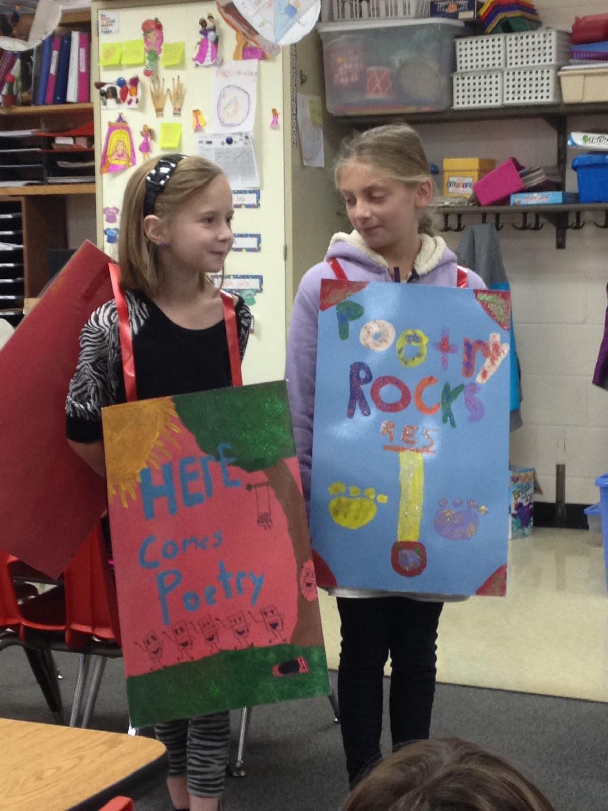 math worksheet : ms darling s second grade poetry break! resvt : Poems For Second Graders To Memorize