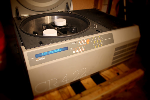 jouan cr 4 22 centrifuge