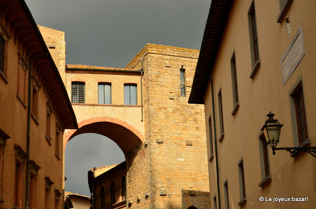 Toscane - Volterra