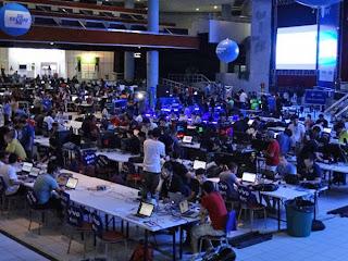Jovens de todo país participam da Campus Party Recife