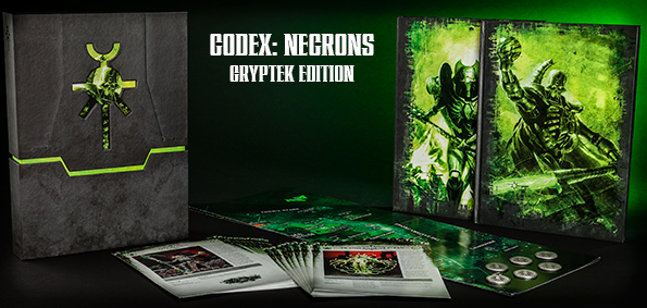 Necron Pre-Orders are Up!