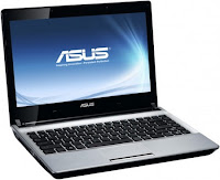 Spesifikasi Notebook Asus U30Jc