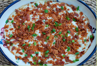 Hot Bacon Swiss Dip