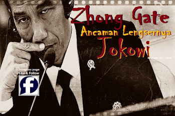 Zhong Gate Ancaman Lengsernya Jokowi