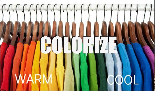 Color Coordinated Storage All White Organized Closet