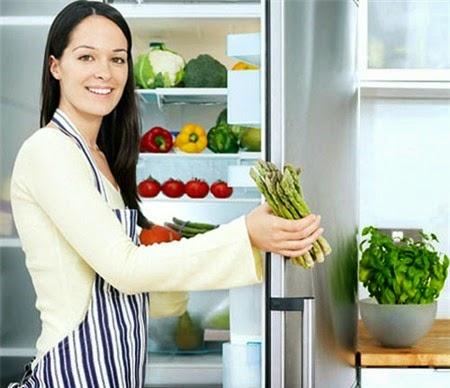 Các thực phẩm không nên để trong tủ lạnh