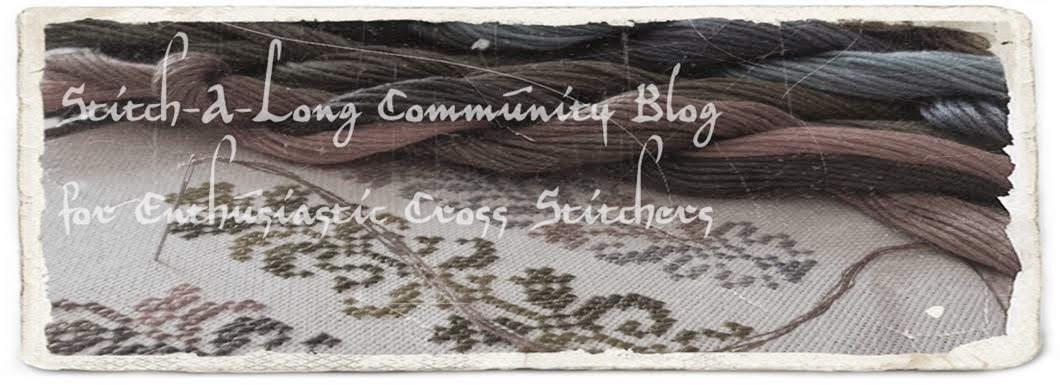 Stitch-A-Long Community Blog for Enthusiastic Cross Stitchers