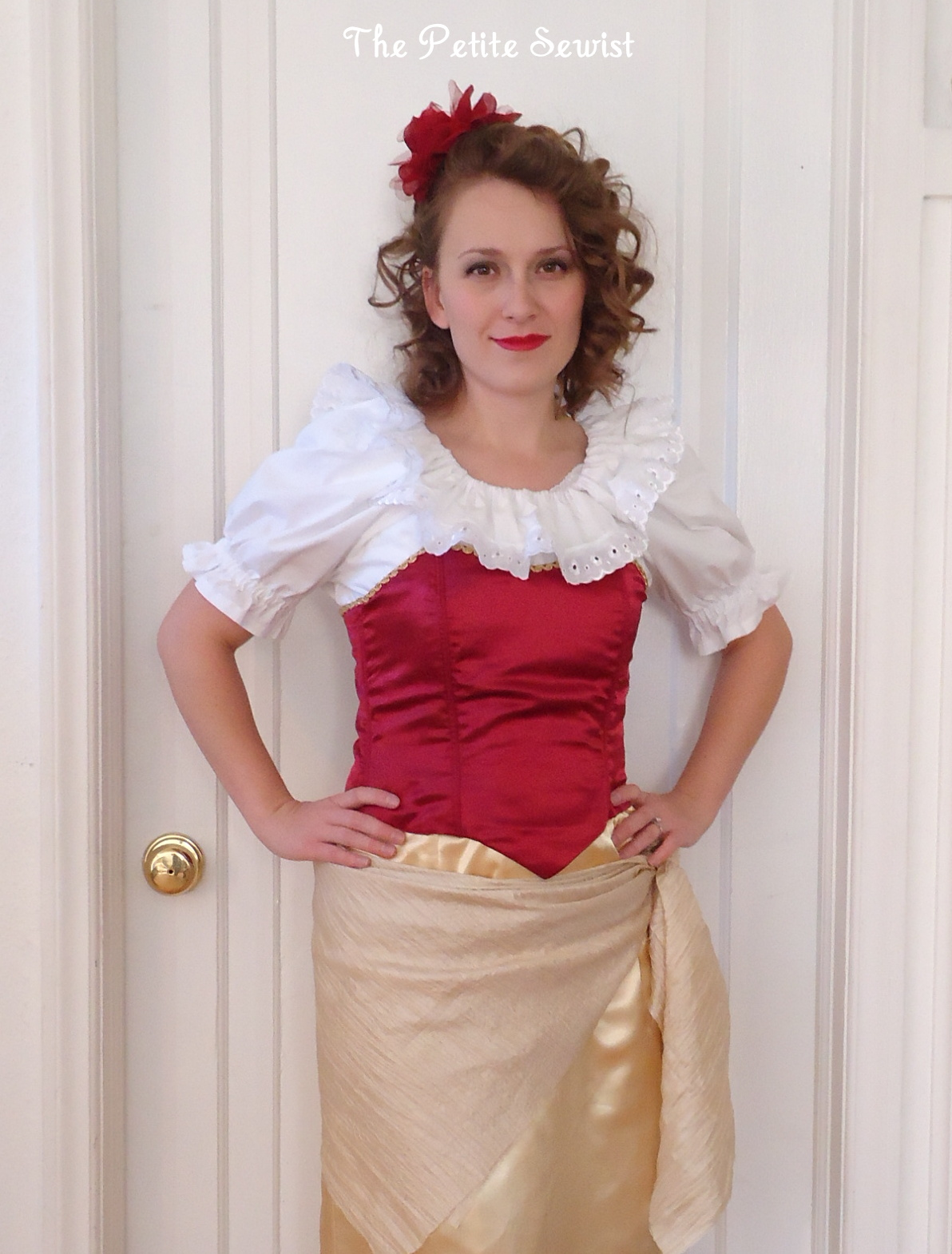 in my previous post i unveiled my 2012 halloween costume now i will review the corset pattern i used for my christine daae look