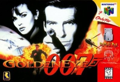 goldeneye64 Games That Have a Special Place in your Heart