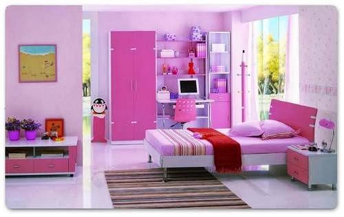 6 Beautiful Pink Bedroom Design Ideas Amazing Home