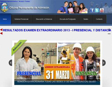 UPLA Ingresantes exámen Universidad Nacional del Santa UPLA a distancia domingo 18 de Agosto