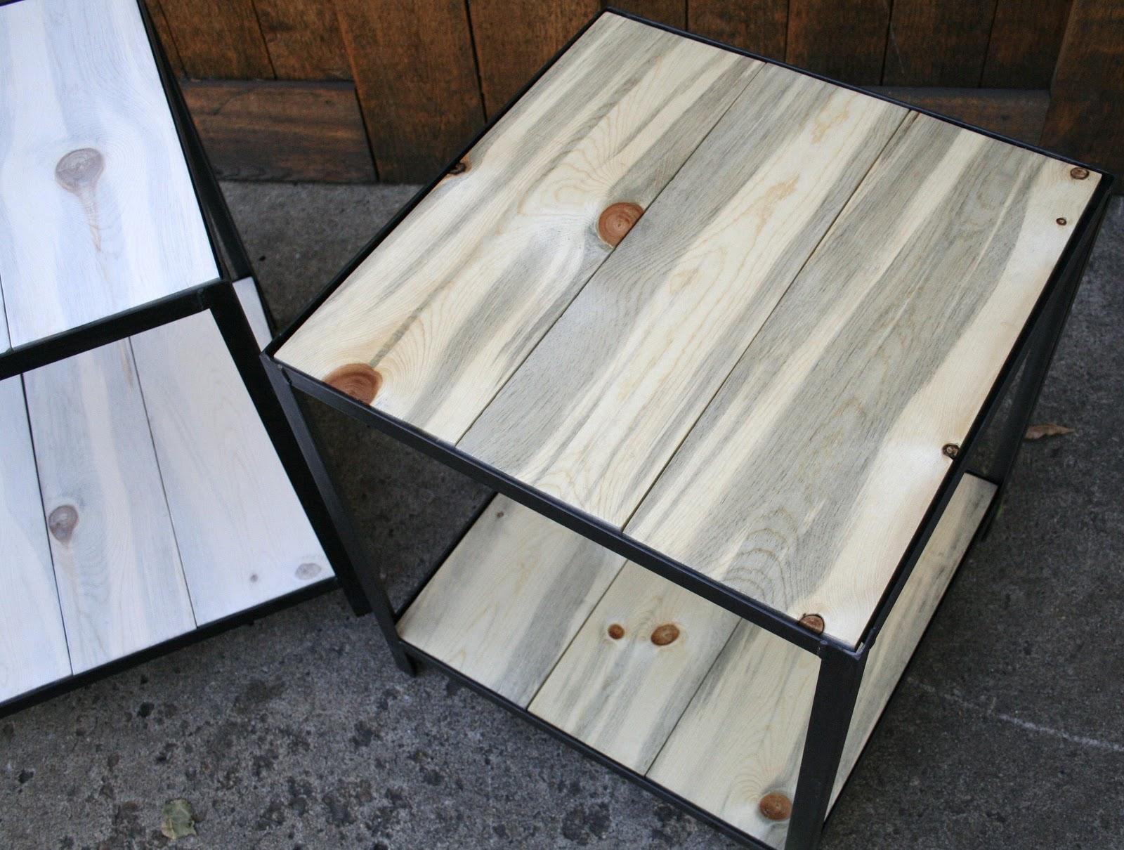 Beetle Kill Pine Tables