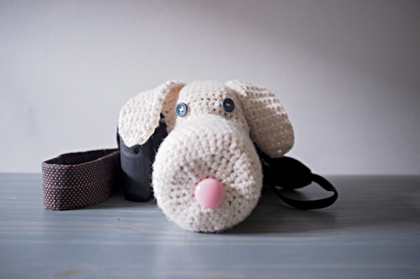 Doggy Camera Cozy pattern