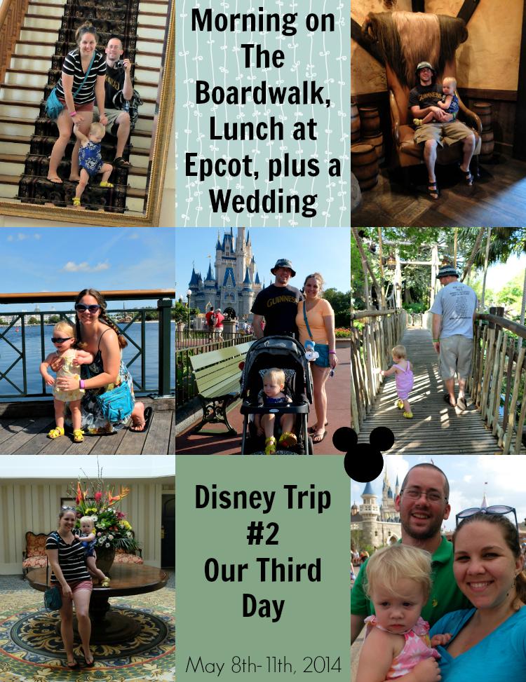 Magic Kingdom, Walt Disney World Resort, Epcot, The Boardwalk Inn