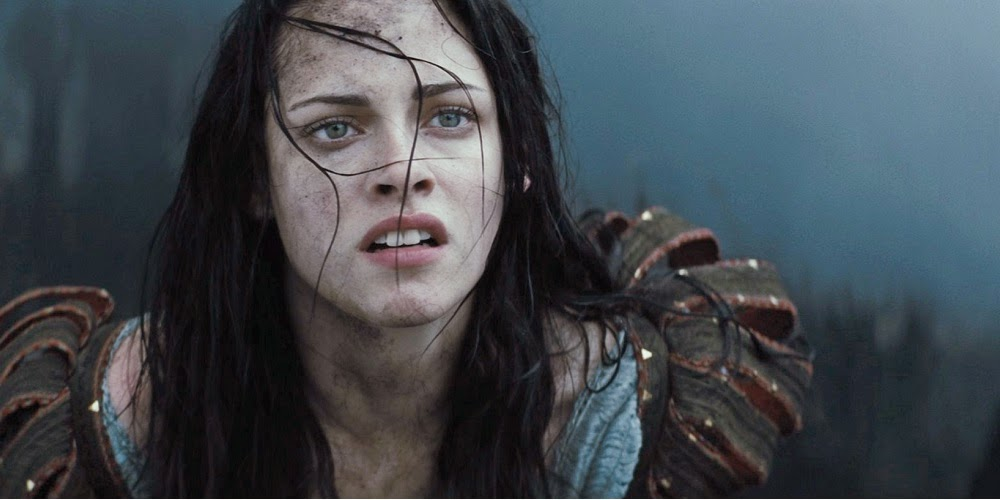 Kristen Stewart em BRANCA DE NEVE E O CAÇADOR (Snow White and the Huntsman)