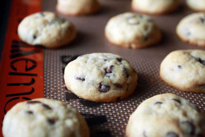 Bite Size Chocolate Chip Cookies | Sweet Tooth
