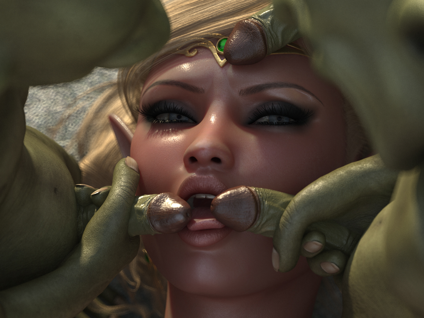 Monster women hayry 3d porn download