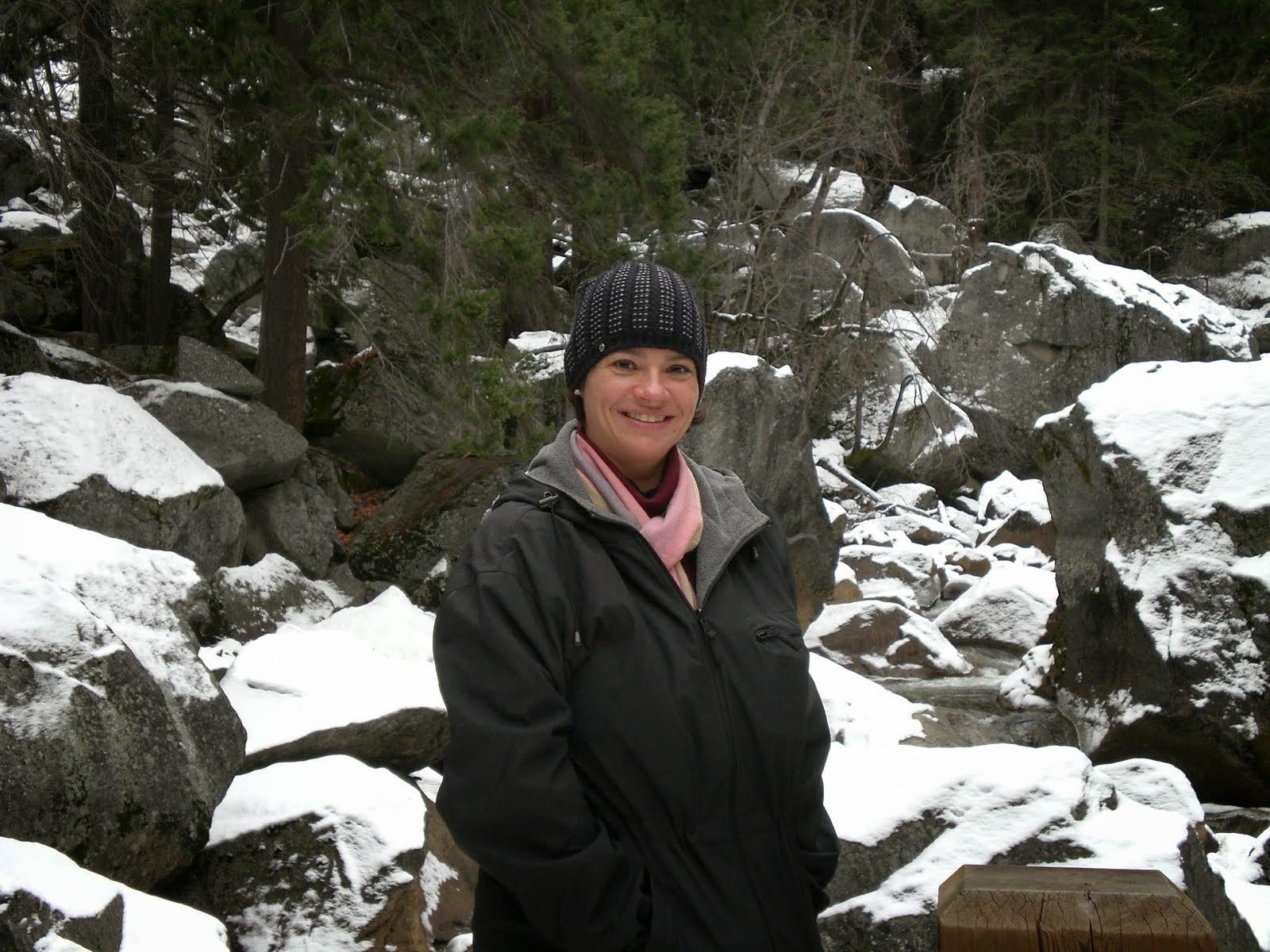 Yosemite Girl
