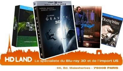 HD LAND : Le spécialiste du Blu-ray