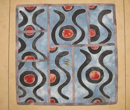 wakirlpirri jukurrpa snake vine dreaming by Ngalyipi jukurrpa (snake vine dreaming) - yanjirlpiri by geraldine napangardi granites - - please retain credit if repinning.