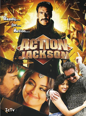 Action Jackson 2014 Hindi DVDRip 480p 400mb ESub
