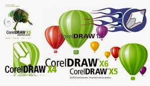 Software CorelDraw Buat Design
