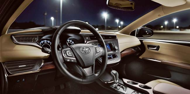 ... - cars review, concept, Specs, Price: Toyota Avalon Limited 2017