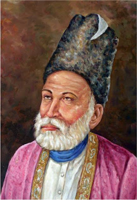 Mirza Ghalib, مرزا غالب, Persian poetry, Persian Poetry with Urdu translation, Farsi poetry, Farsi poetry with urdu translation, Rubai, رباعی