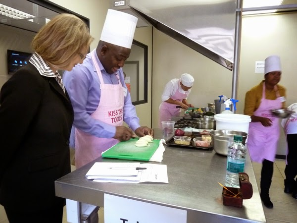 My experience as a guest judge at the Capsicum Culinary School Cook Offs