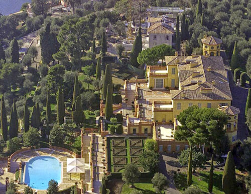 Villa Leopolda Termewah di Perancis