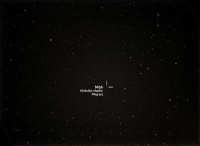 M56 globular cluster