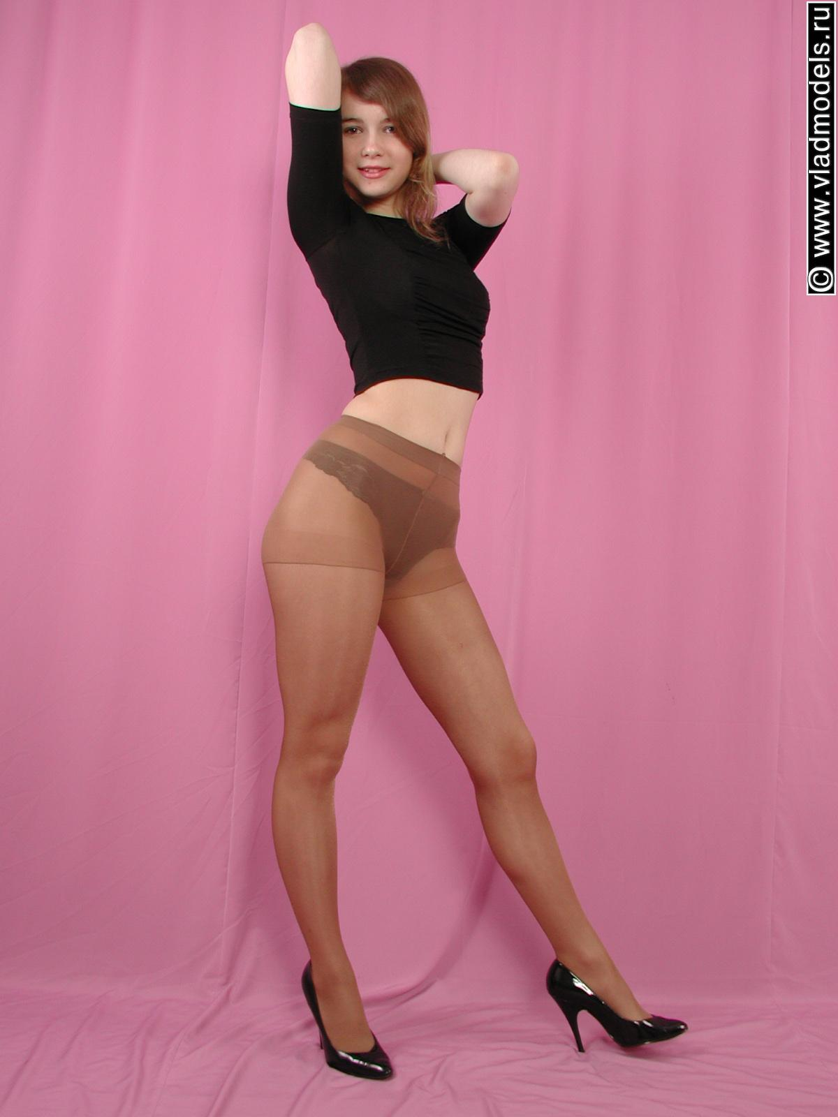 Alisa vlad model pantyhose advise you