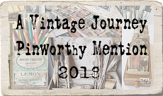 A Vintage Journey                          Melt It Challenge