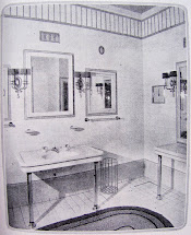 Vintage 1920s Bathrooms