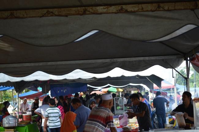 Pasar Ramadan Kedai Buluh, Kuala Terengganu
