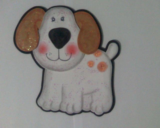 De perros en foami - Imagui