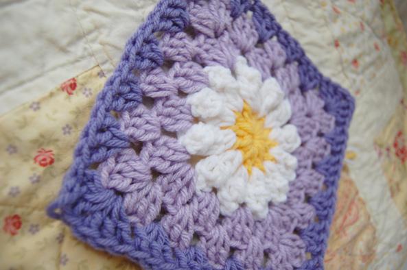 Daisy Granny Square Blanket Pattern Daisy Granny Square Saga