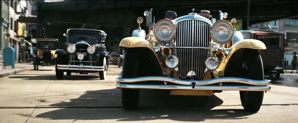 Just A Car Guy The Great Gatsby Movie Has Some Of The Most