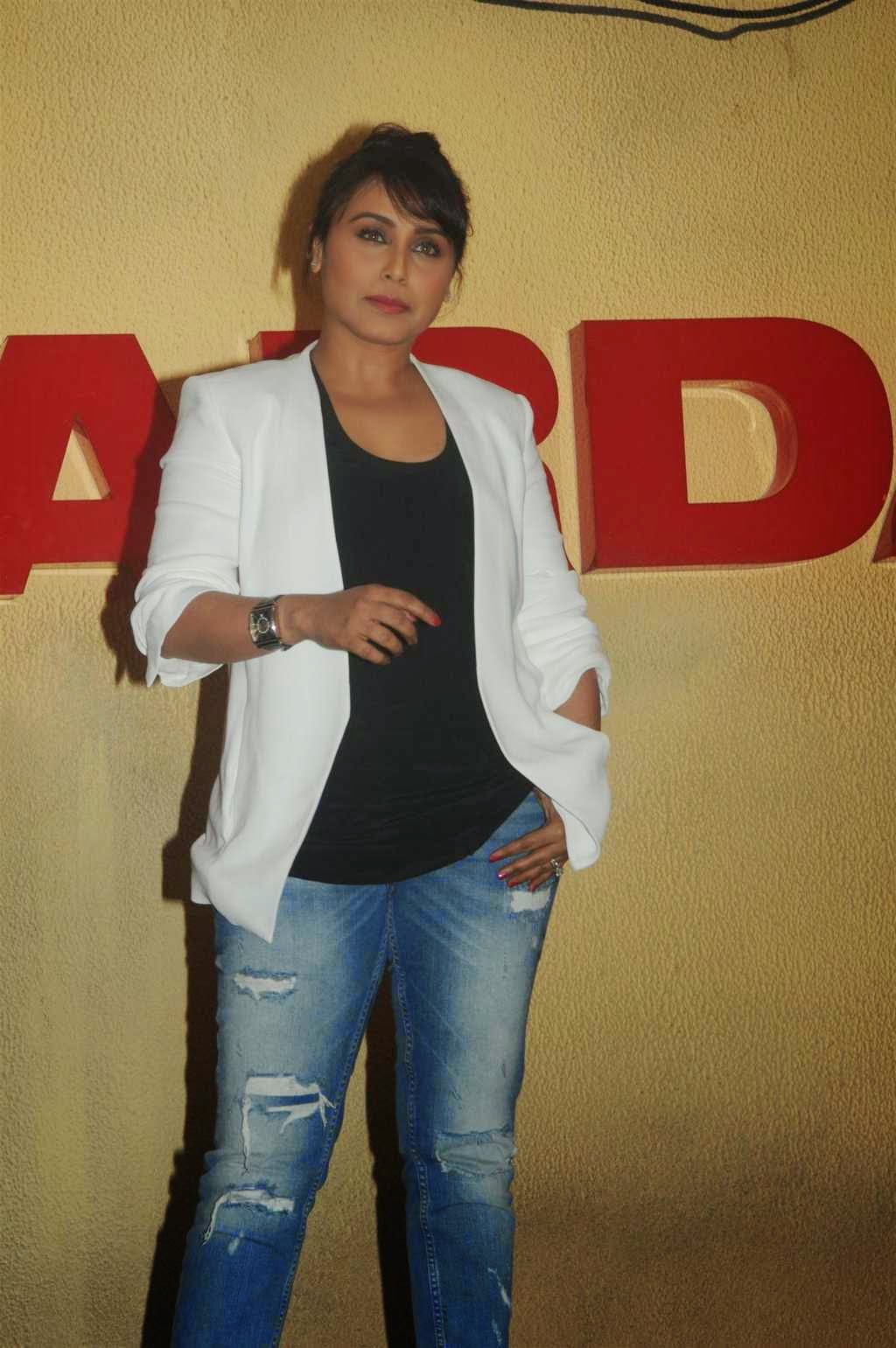Rani Mukerji in Ripped Jeans
