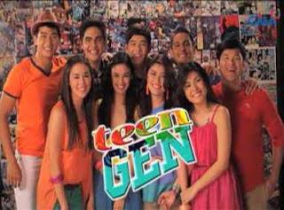 Teen Gen GMA Kapuso Network TV Youth Oriented Drama | Teen Generation GMA Entertainment TV Group GMA Pinoy TV