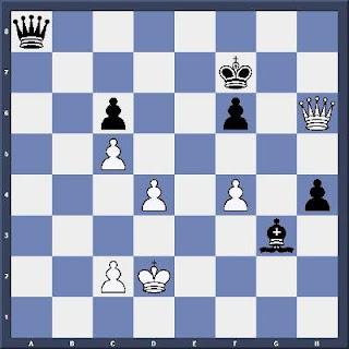 Échecs & Tactique : les Blancs jouent et matent en 5 coups - Niveau Moyen