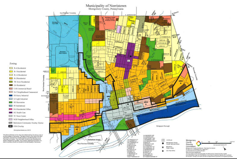 Norristown Diary Norristown Zoning 101