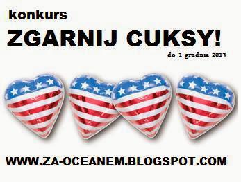 Zgarnij cuksy, czyli urodzinowo-mikołajkowy konkurs u Emigrantki