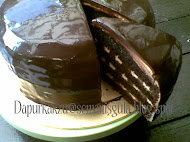 RUSSIAN BLACK n WHITE CAKES